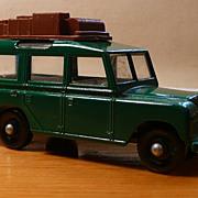 Matchbox #12c - Land Rover Safari - ca. 1965-69
