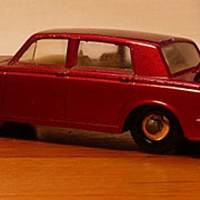 Matchbox #24c - Rolls Royce Silver Shadow - ca. 1966-70