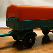 Matchbox #2d - Mercedes Trailer - ca. 1967-1970