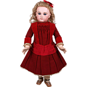Marvelous Antique Original French Bebe Costume circa 1880's for Jumeau, Bru, Steiner other French Doll