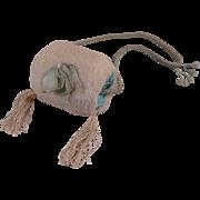 Wonderful Antique Original Fine Ermine Fur Muff for Jumeau, Bru, Steiner other French Doll