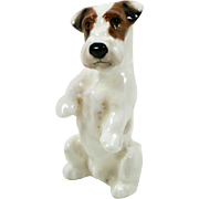 Vintage Royal Doulton Begging Sealyham Terrier Dog K3 c. 1931-1977