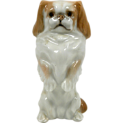 Royal Copenhagen Pekingese Dog 1776 c. 1969-1974 MINT