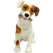 """Jack Russell Royal Doulton """"Dogs of Character"""" #H.N. 1159"""