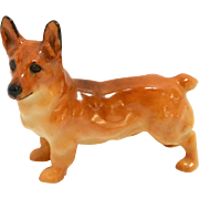 Royal Doulton Welsh Corgi Dog Figurine #K16