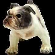 Vintage Standing Bulldog Dahl-Jensen Denmark 1135