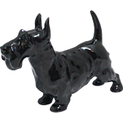 "Royal Doulton Scottish Terrier ""Scottie"" Porcelain Dog"