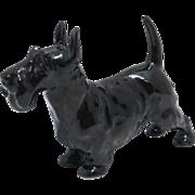 "Royal Doulton Scottish Terrier ""Scottie"" Porcelain Dog"