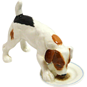 "Royal Doulton Jack Russell Terrier ""Dogs of Character"" #HN 1158"
