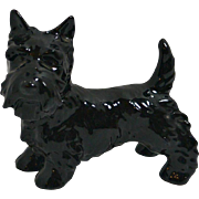 Vintage Goebel Scottish Terrier Dog Figurine