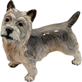 Dahl Jensen Cairn Terrier Dog #1149