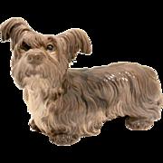 Dahl Jensen Skye Terrier Dog #1102