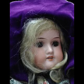 """161/2"""" German Dolly Face """"Floradora"""" circa 1890-1910"""