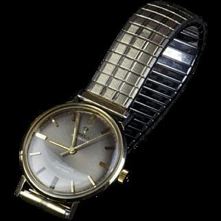 Men's Omega Seamaster De Ville Watch - Gold & Steel