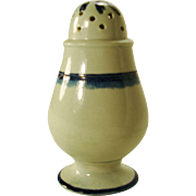 Leeds Type Pearlware Pepper Pot, C1820