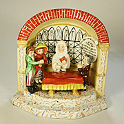 The New Marriage Act Staffordshire Figurine, 19th Century