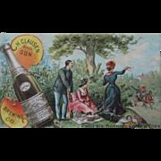 Pre Prohibotion H Clausen and Son Brewing Company  circa 1880's-90's