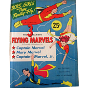 The Famous Flying Marvels excellent in original illustrated envelope 1945