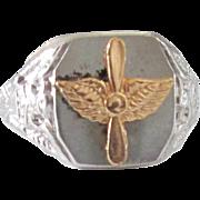 Goudey Gum Sky Birds non sports card wrapper offer 1941 premium ring