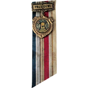 Lewis & Clark Centennial American Pacific Exposition 1895 Anti Cigarette League
