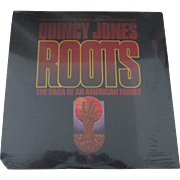 Roots The Saga of an American Family sealed movie soundtrack album