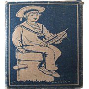 Sailor Boy Penny Candy Scarce Box circa 1910-20's