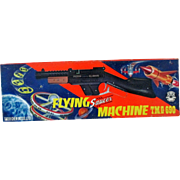 Flying Saucer Machine TMG690 scarce space toy mint in box 1950's-60's