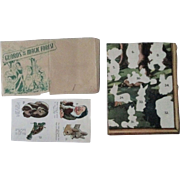Disney Snow White Guards Of The Magic Forest complete bread company premium 1939