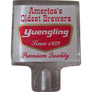 Vintage Yuengling Beer Premium Quality Lucite Beer Tap excellent condition
