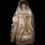 UFDC  'Louise' Souvenir Doll - - UFDC  1997  Annual  Convention