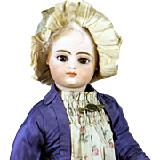 Antique 'Early' french - F.G. - Bisque Doll
