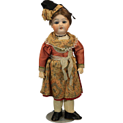 Antique German Bisque Doll By Simon & Halbig