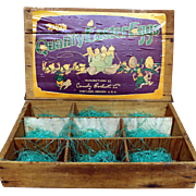 Kewpie Doll Display  Box