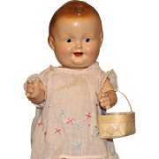 Baby Sandy Composition Doll By Ralph A. Freundlich