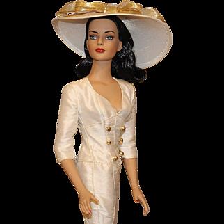 Tonner's Fashion Doll - Sydney On The Seine - Blanc