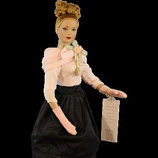 "Robert Tonner's 'Tyler Wentworth' Fashion Doll - ""Theatre de la Mode - Blush"""