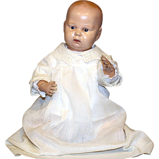 Antique Schoenhut Baby Doll