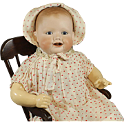 "Antique German Bisque Doll - ""Bonnie  Babe"""