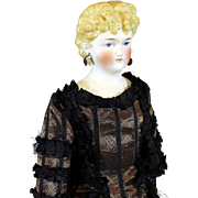 Antique German Parian Doll by Alt, Beck, & Gottschalk