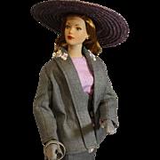 "Robert Tonner Fashion Doll - 'Tyler Wentworth' - as ""Longchamp Fleuri"""