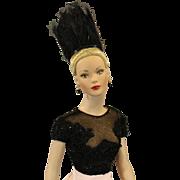 Gorgeous Tonner Fashion Doll - Tyler Wentworth as 'Fleurs du Mal'