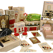 'Petite Princess' - Fantasy Furniture - Dollhouse Fun !