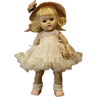 """Vintage Vogue 'Ginny' Doll - """"From My Collection To Yours"""" G1"""