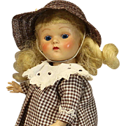 "Vintage Vogue 'Ginny' Doll - ""From My Collection To Yours"" - G5"