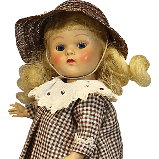 """Vintage Vogue 'Ginny' Doll - """"From My Collection To Yours"""" - G5"""