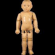 Antique Schoenhut Doll - Circa 1911 to 1917/18