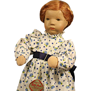 Kathe Kruse Doll - Mint In Box