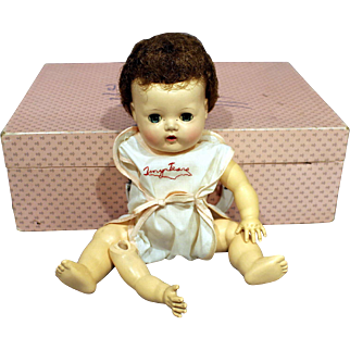 Tiny Tears Doll & Layette by American Character