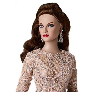 "Tonner Fashion Doll - ""De De Celebrates"" - NRFB - Convention Doll"