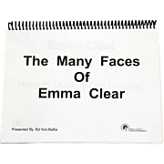 """Emma Clear"" & ""The Humpty Dumpty Doll Hospital"" Booklet - New Edition"